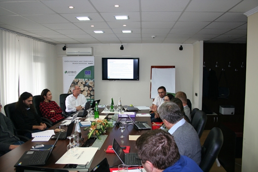 Third Meeting of the Steering Committee of the BIORES Project