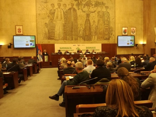 "The International Conference ""Biomass - potential for growth"" has ended"