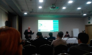 Conference on Biomass within the fair RENEXPO® Western Balkans in Belgrade