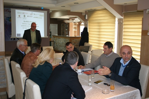 "Workshop on ""Sustainable use of biomass and Biomass Logistic Centers"" held in Priboj"