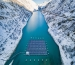 World's first high-altitude floating solar farm – in the Swiss Alps
