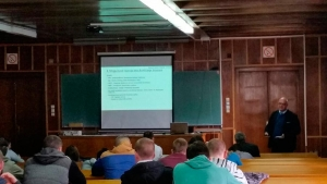 SERBIO and the BioRes project – presented on the Faculty of Forestry in Belgrade