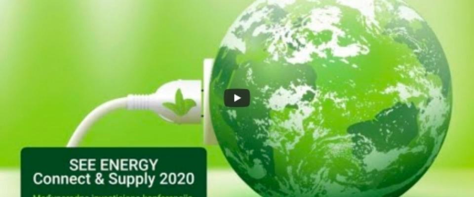 Video prilog SEE ENERGY- Connect & Supply II 2020 konferencije